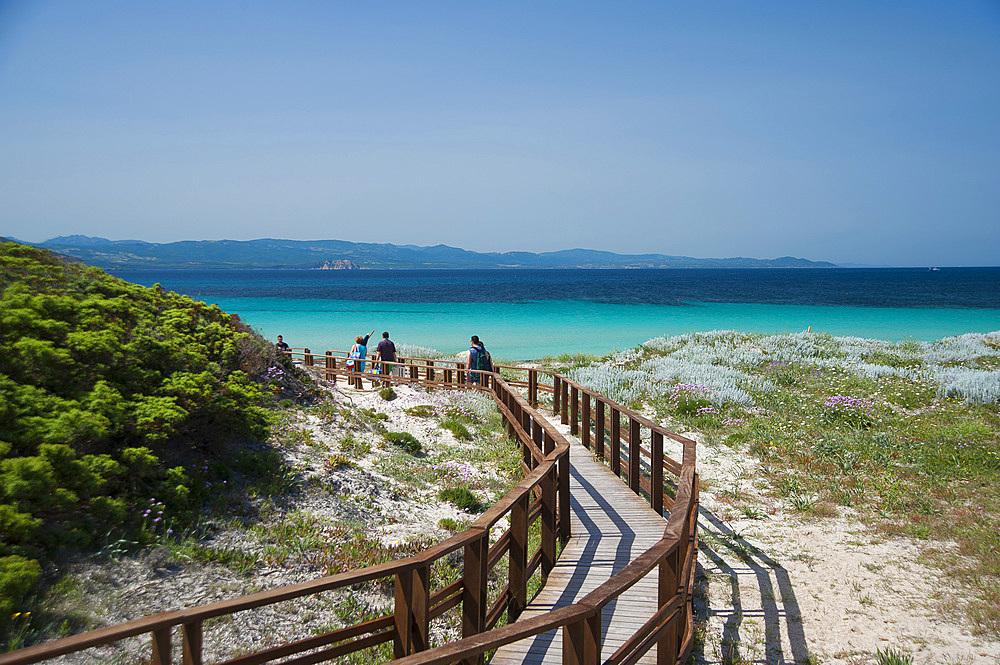 Rena di Ponente beach, Santa Teresa di Gallura, Sardinia, Italy, Europe