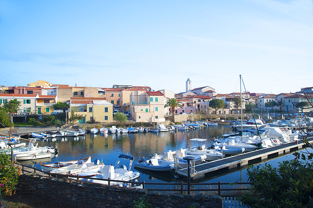 Stintino, North Sardinia, Italy, Europe