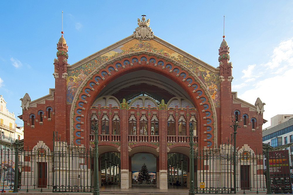 Mercado de Colon, Valencia, Spain, Europe