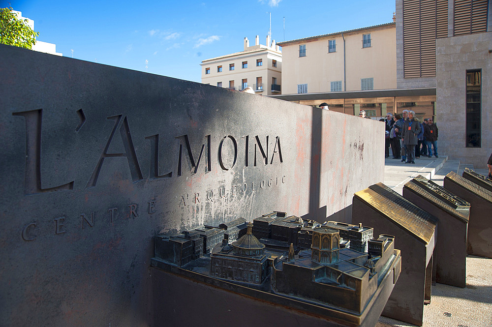 Plaza de Almojna, Valencia, Spain, Europe