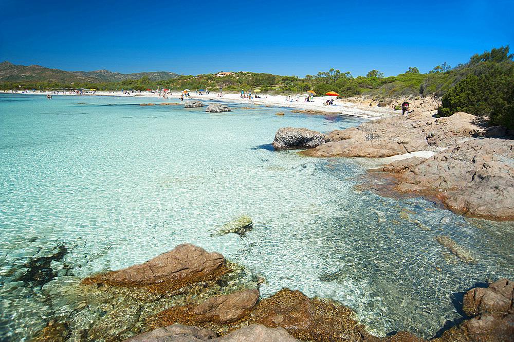 Cove Brandinchi, San Teodoro, Sardinia, Italy, Europe