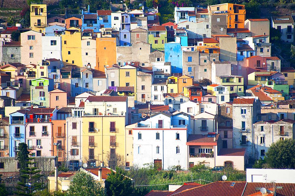 Bosa, Sardinia, Italy, Europe