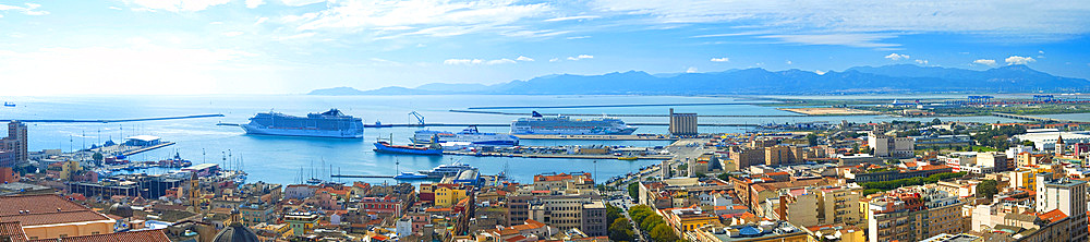 Cagliari, Sardinia, Italy, Europe