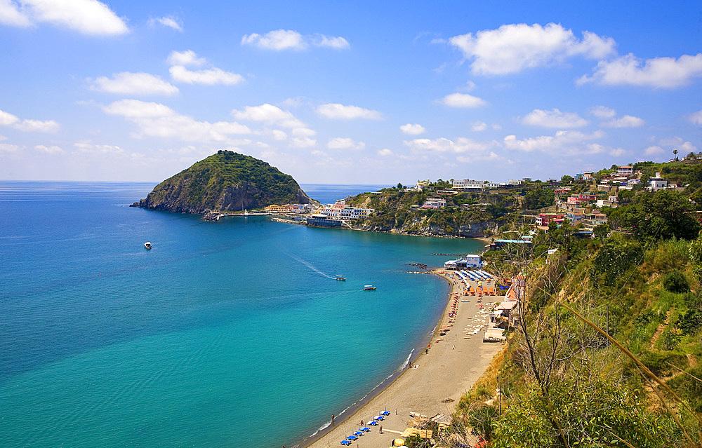 S.Angelo d'Ischia, Ischia island, Naples, Campania, Italy, Europe.