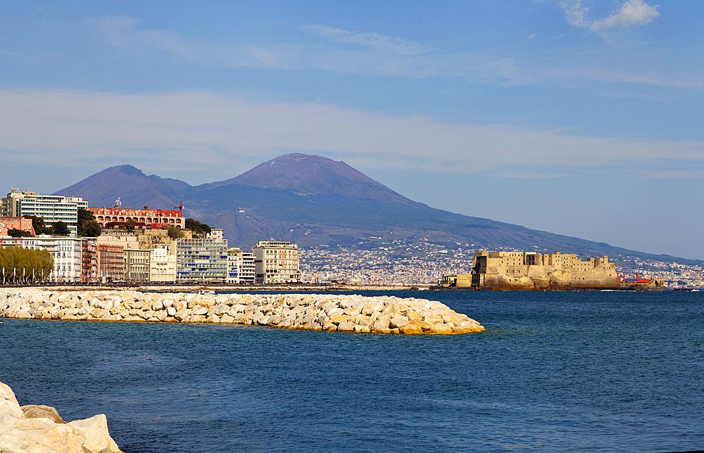 Vesuvio, Naples, Campania, Italy, Europe,