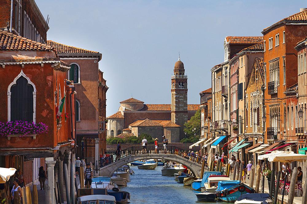 Murano island, venice, Veneto, Italy, Europe