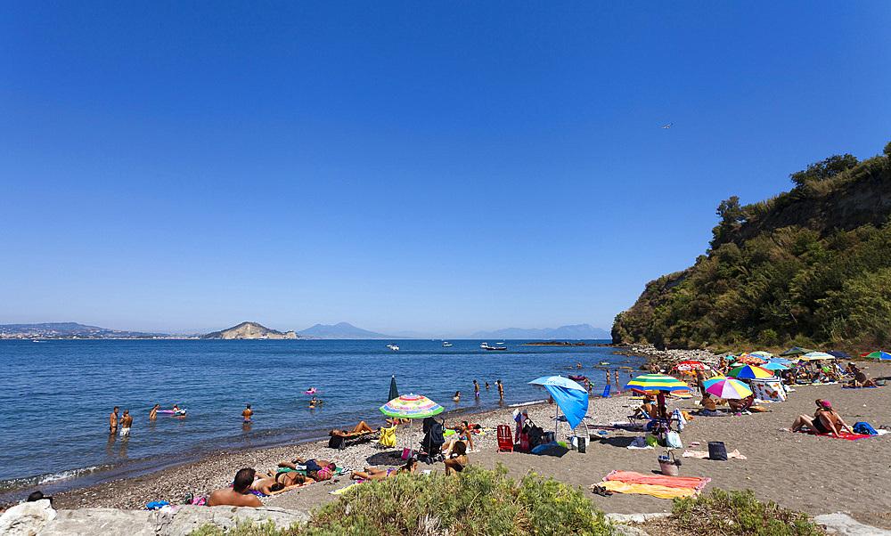 Procida island, Naples, Campania, Italy, Europe.