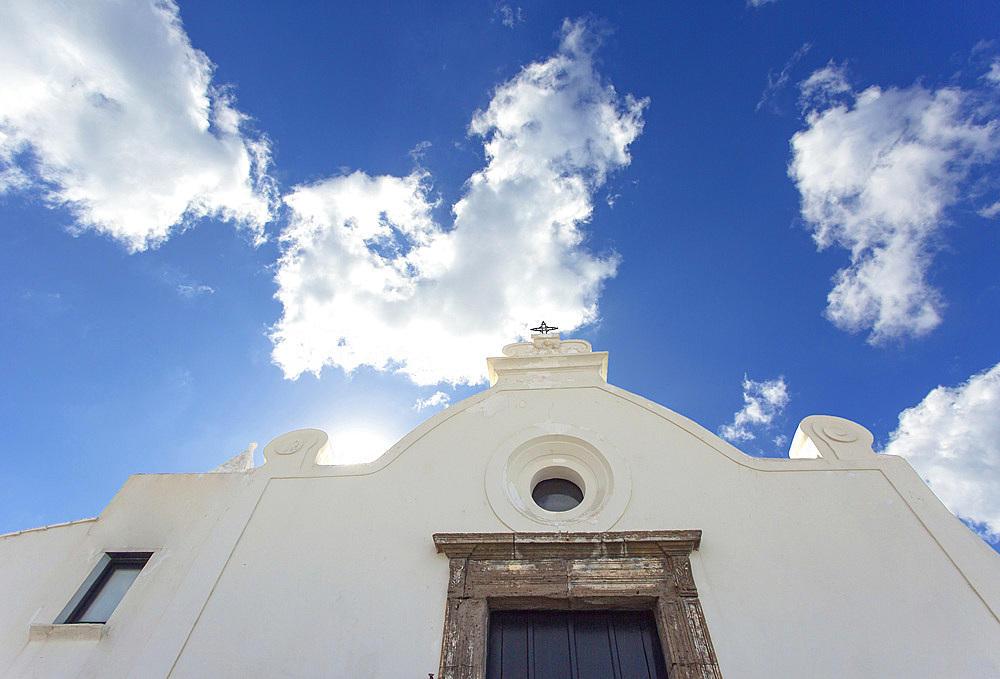 Chiesa del Soccorso church, Forio d'Ischia, Ischia island, Campania, Italy, Europe