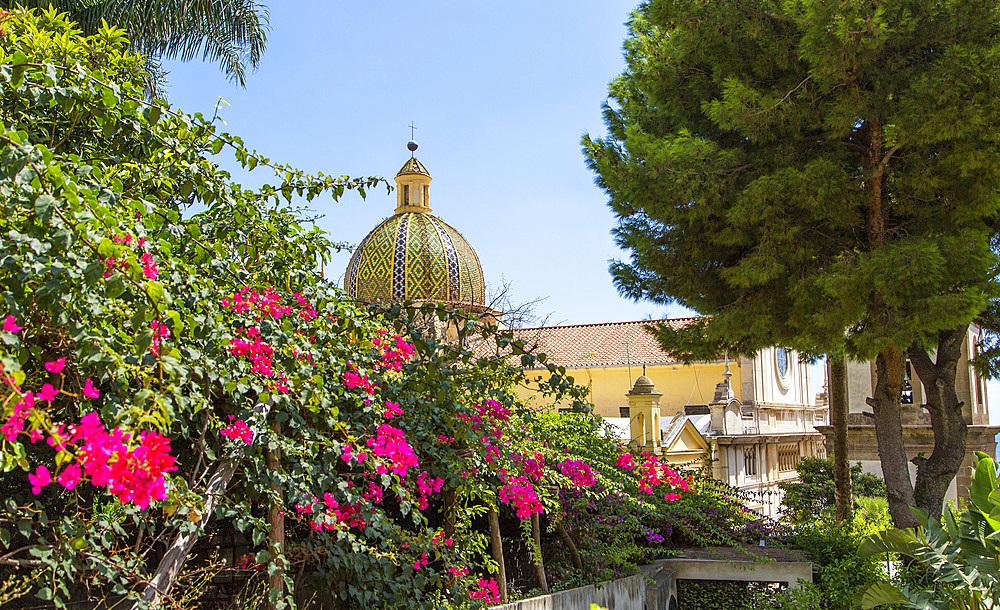 Positano, Campania, Italy, Europe