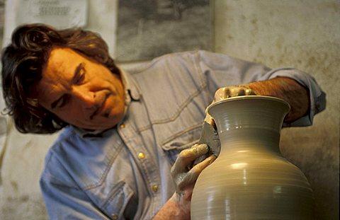 Moulding, San Giorgio factory, Albisola, LIgury, Italy