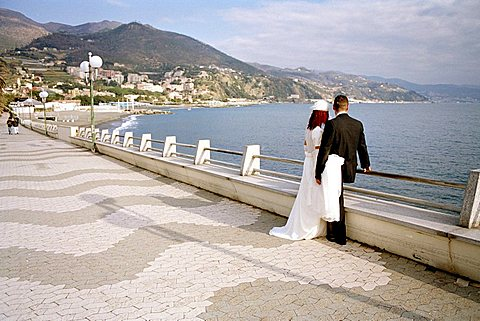 Married couple, Italy