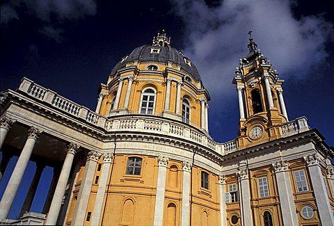 Basilica di Superga, Turin, Piemonte, Italy
