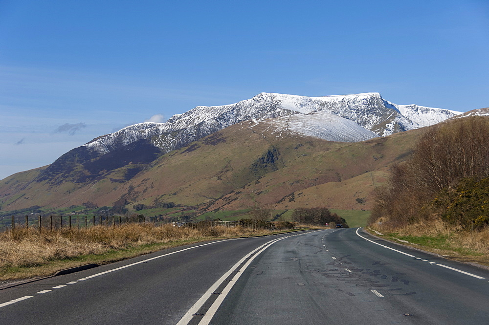 Saddleback, North Lakeland, Lake District National Park, Cumbria, England, United Kingdom, Europe