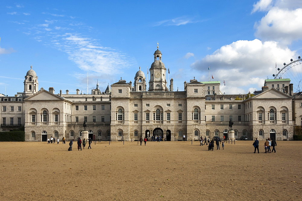 Horse Guards Parade Ground, London, England, United Kingdom, Europe