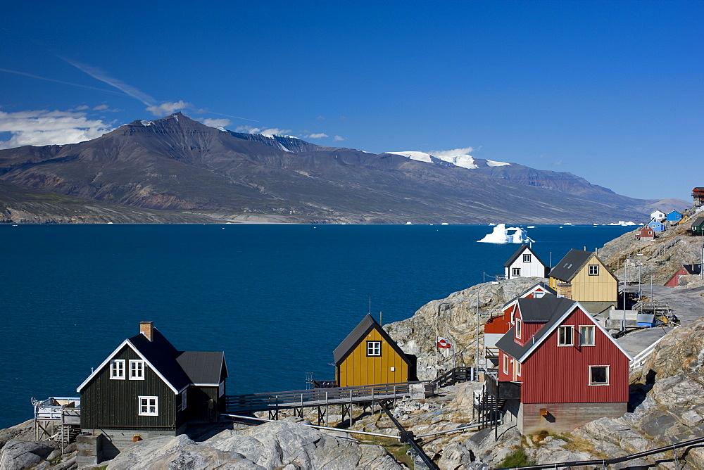 Ummannaq, Greenland, Polar Regions