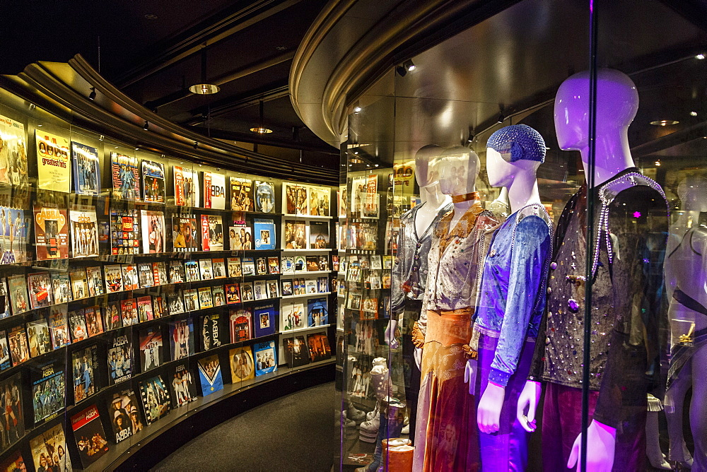 The Abba Museum, Stockholm, Sweden, Scandinavia, Europe