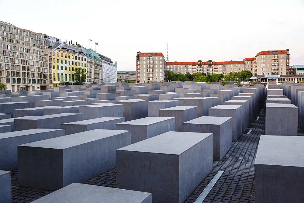 Memorial to the Murdered Jews of Europe, Berlin, Germany, Europe