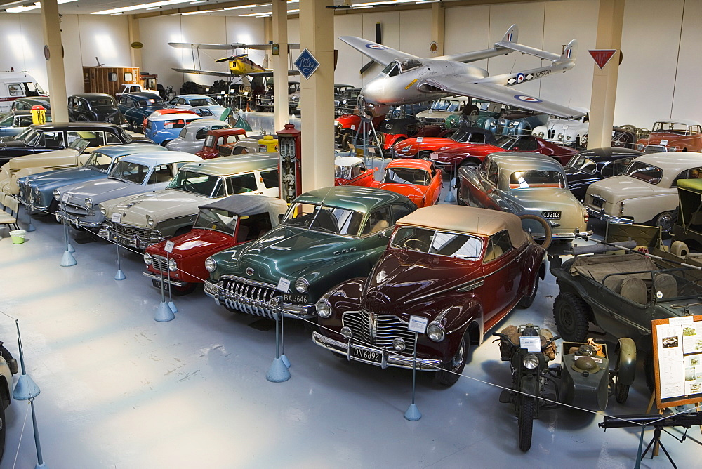 Southward Car Museum, Paraparaumu, North Island New Zealand, Pacific *** Local Caption *** The largest collection of vintage vehicles in the southern hemisphere