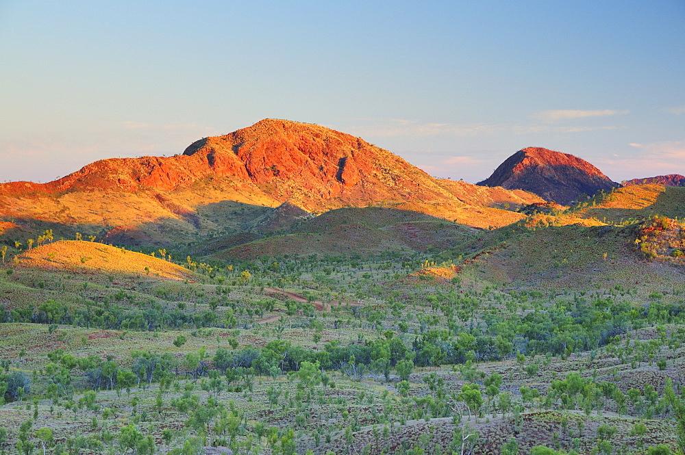 Osmand Range, Kimberley, Western Australia, Australia, Pacific - 756-1271