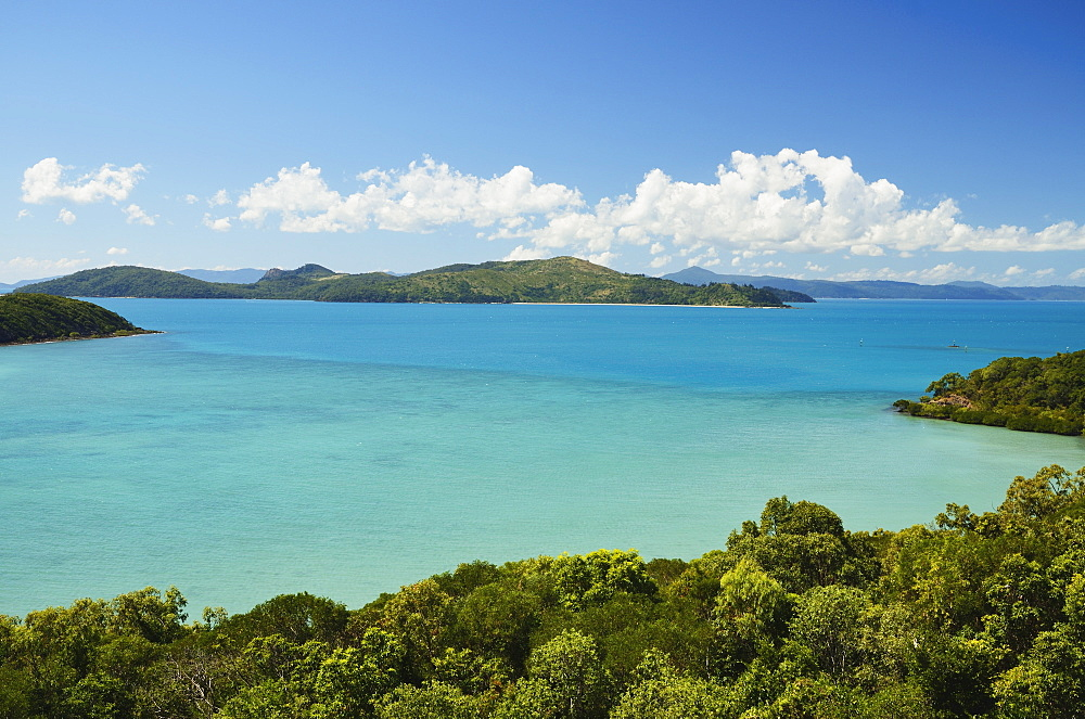 Shutehaven Harbour, Whitsunday Islands, Queensland, Australia, Pacific