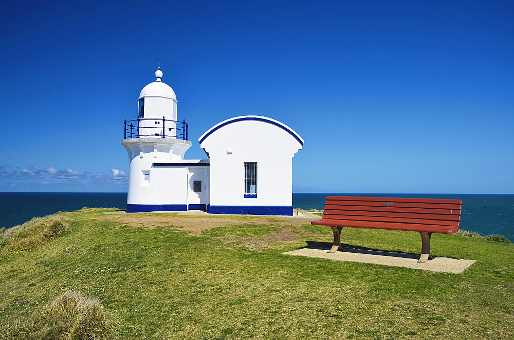 Tacking Point Lighthouse, Port Macquarie, New South Wales, Australia, Pacific