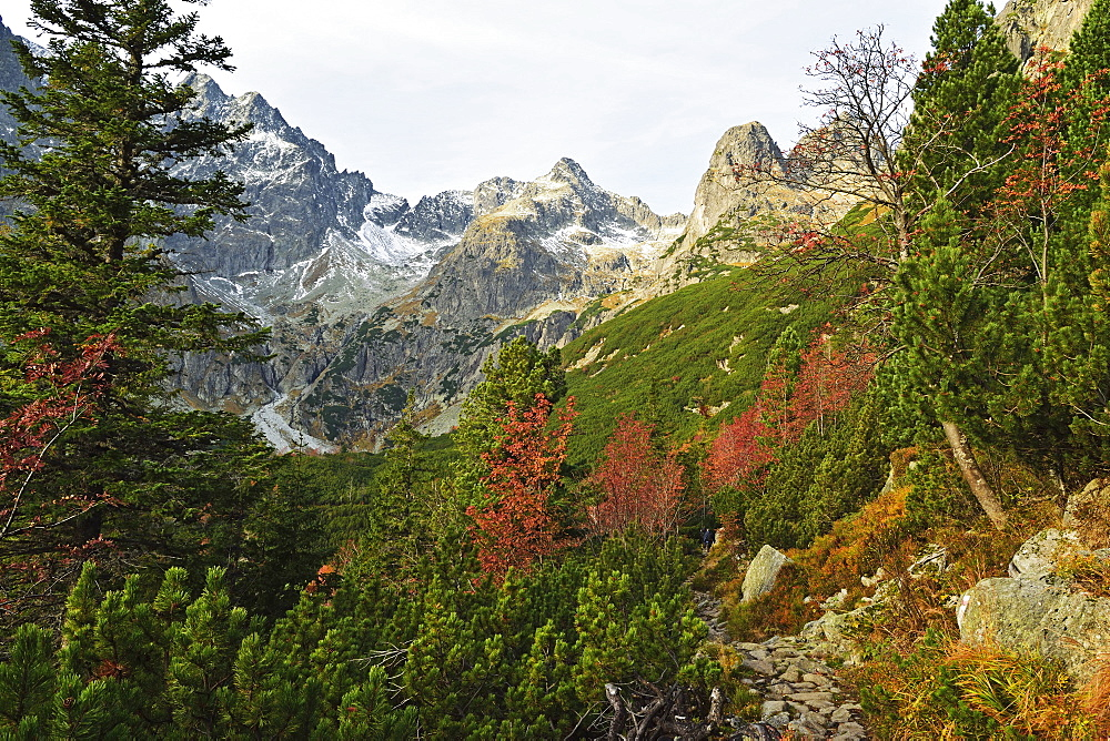 High Tatras (Vysoke Tatry), Slovakia, Europe