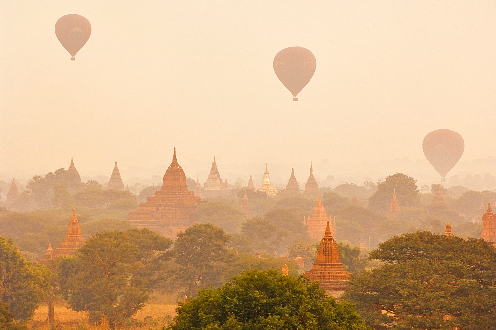 Bagan (Pagan), Myanmar (Burma), Asia - 756-773