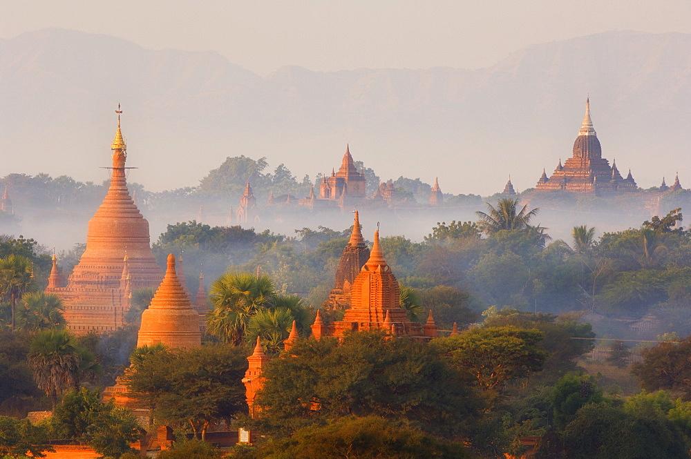 Bagan (Pagan), Myanmar (Burma), Asia - 756-786