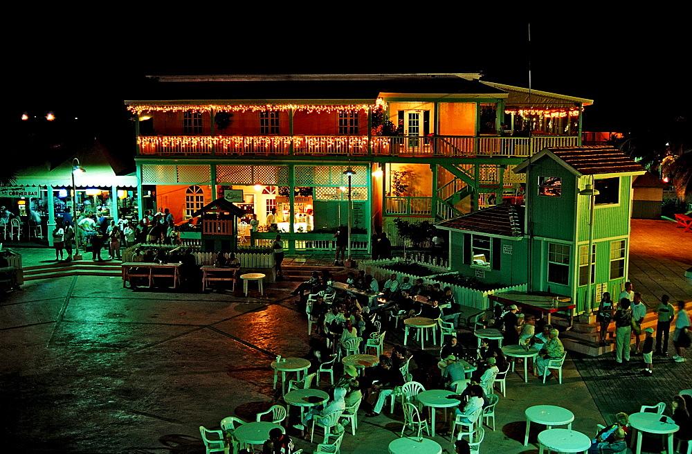 Nightlife, Freeport, Bahamas, Caribbean, Sea, Grand Bahama Island