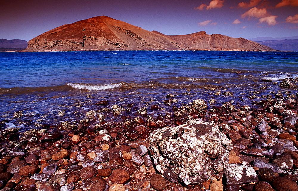 Le Goubet, goubet volcanos, Djibouti, Djibuti, Africa, Afar Triangle, Gulf of Aden, Gulf of Tadjourah