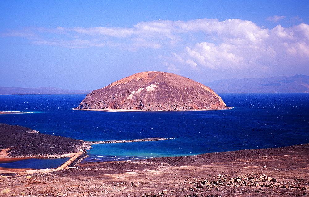 Guinni Koma, Devils island, Djibouti, Djibuti, Africa, Afar Triangle, Gulf of Aden, Gulf of Tadjourah