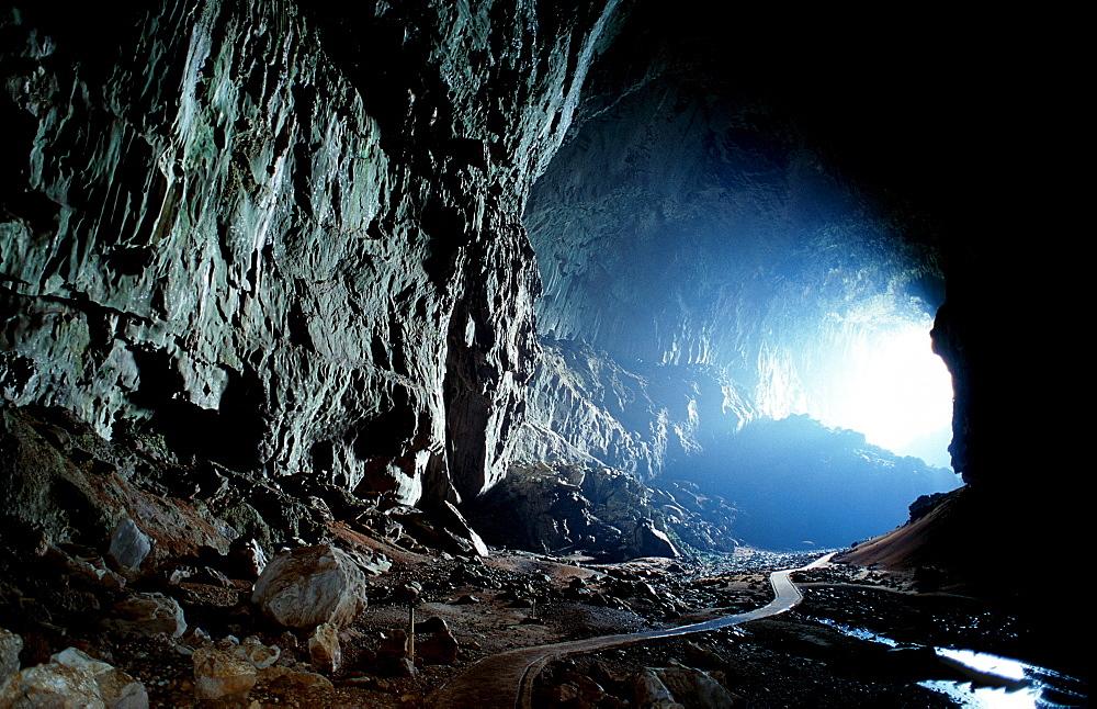 Deer Cave, Mule Cave, Mulu Caves, Malaysia, Borneo, Mulu National Park