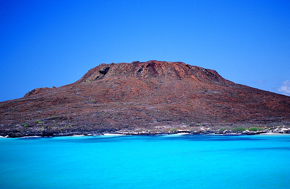 Galapagos Island Chinese Hut, Santiago, James, Ecuador, South America, Galápagos, Galapagos, Island, Pacific Ocean
