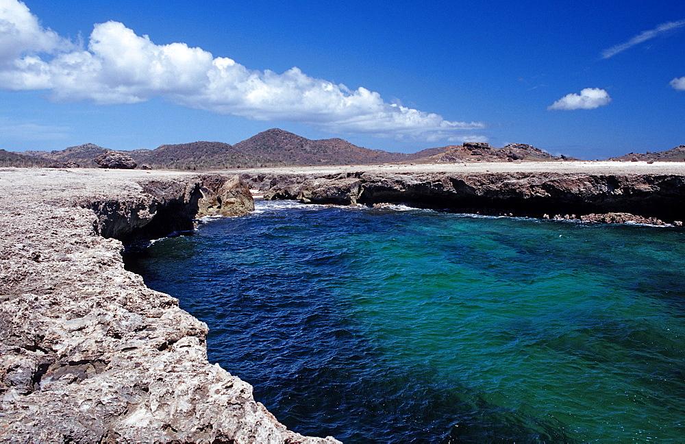 Boka Chikitu Coast, Netherlands Antilles, Bonaire, Caribbean Sea, Washington Slagbaai National Park, Boka Chikitu