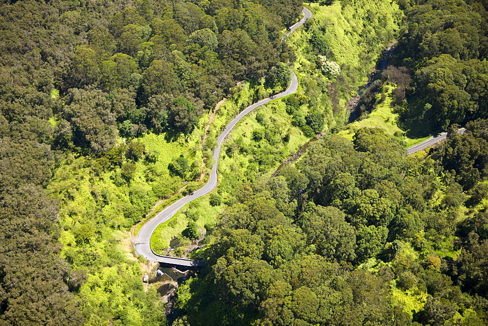 Road to Hana, Maui, Hawaii, USA