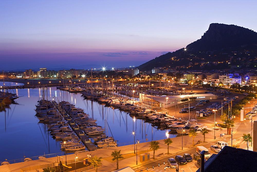 Port of Estartit, Costa Brava, Catalonia, Spain