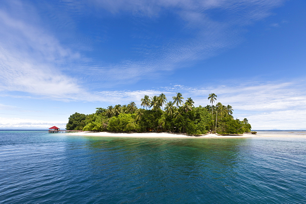 Ahe Island in Cenderawasih Bay, West Papua, Indonesia, Southeast Asia, Asia - 759-9379
