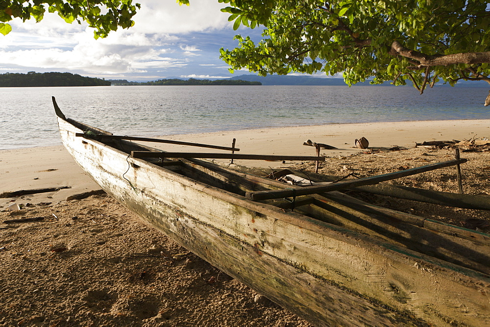 Impressions of Ahe Island, Cenderawasih Bay, West Papua, Indonesia, Southeast Asia, Asia - 759-9392