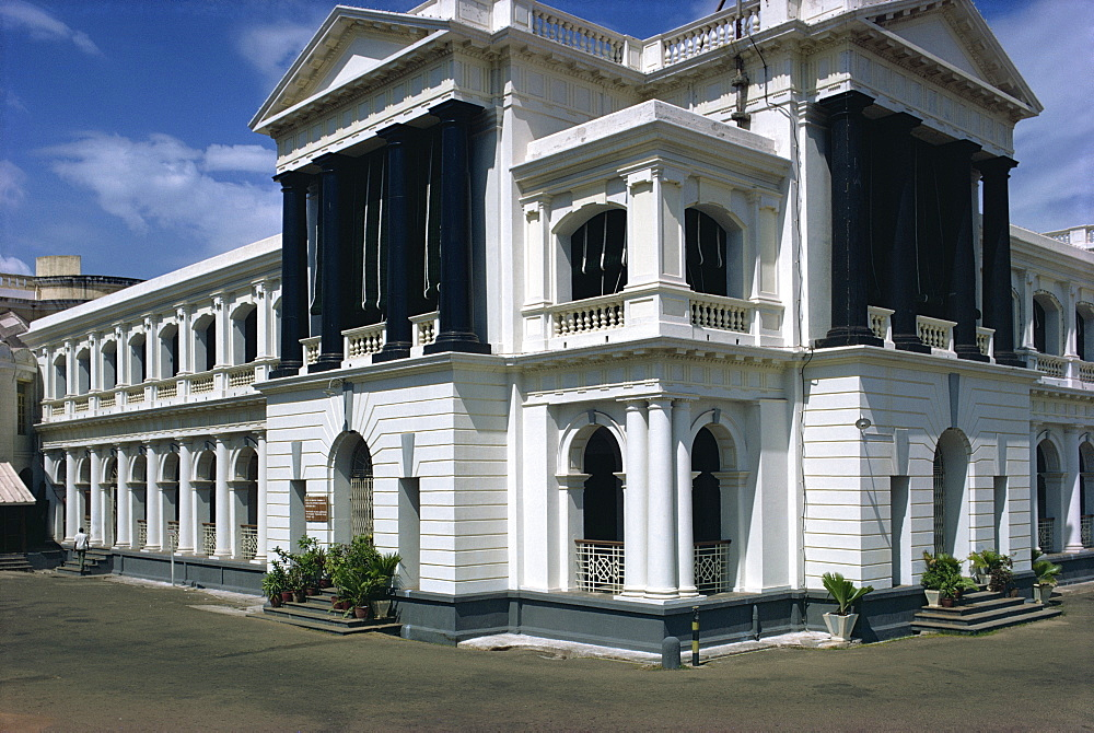 Fort St. George, founded by the East India Company, Madras, India, Asia - 76-1106