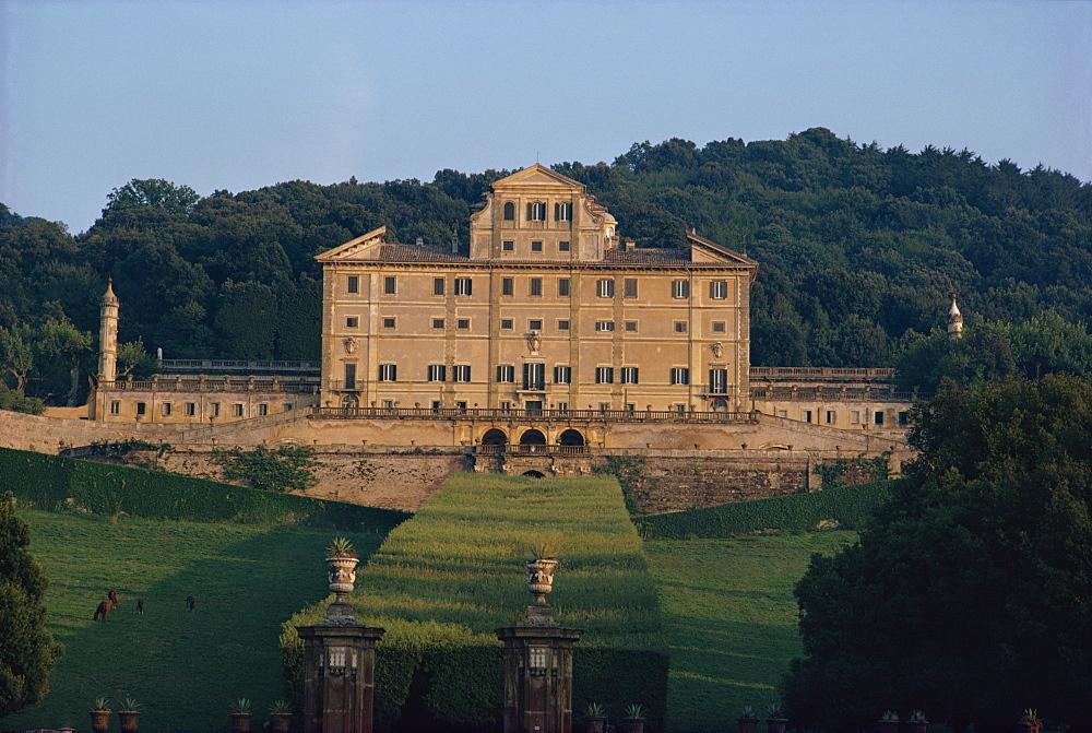 Villa Aldobrandi, Frascati, Lazio, Italy, Europe - 76-2192
