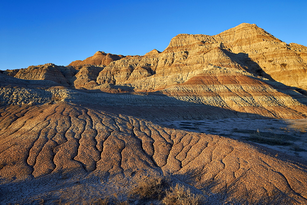 Badlands, Badlands National Park, South Dakota, United States of America, North America