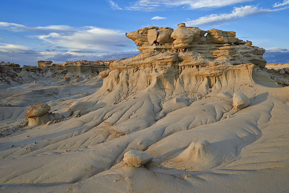 Badlands, Ah-Shi-Sle-Pah Wilderness Study Area, New Mexico, United States of America, North America