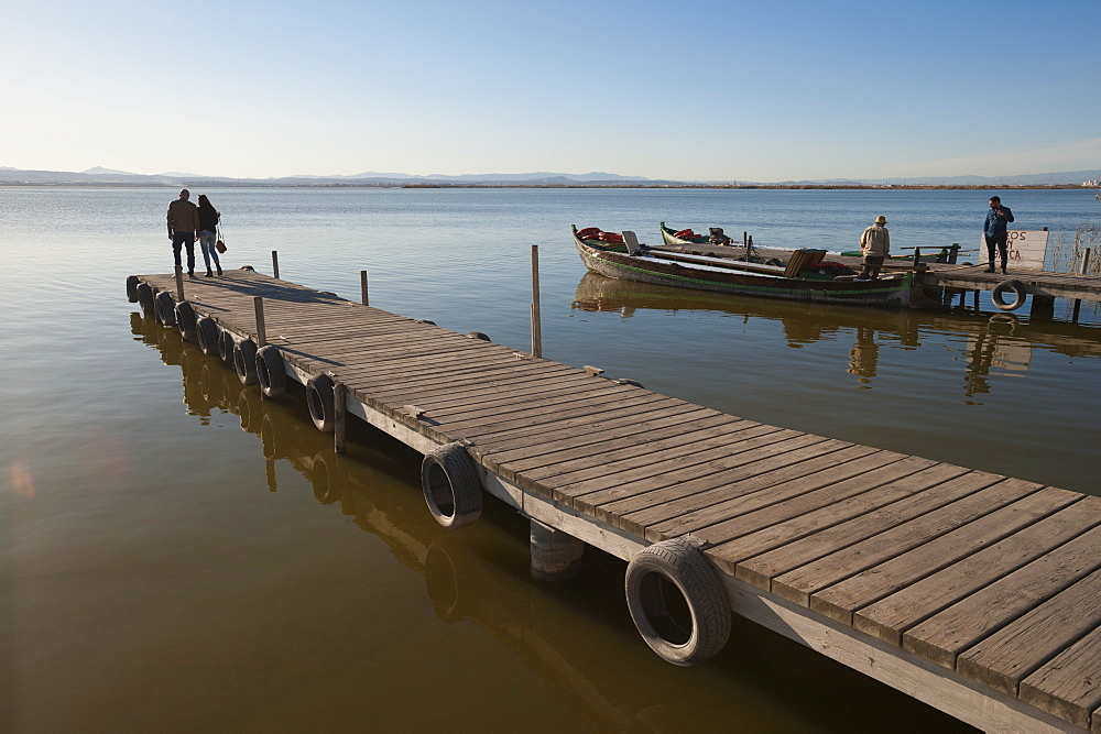 The Albufera, Valencia, Spain, Europe