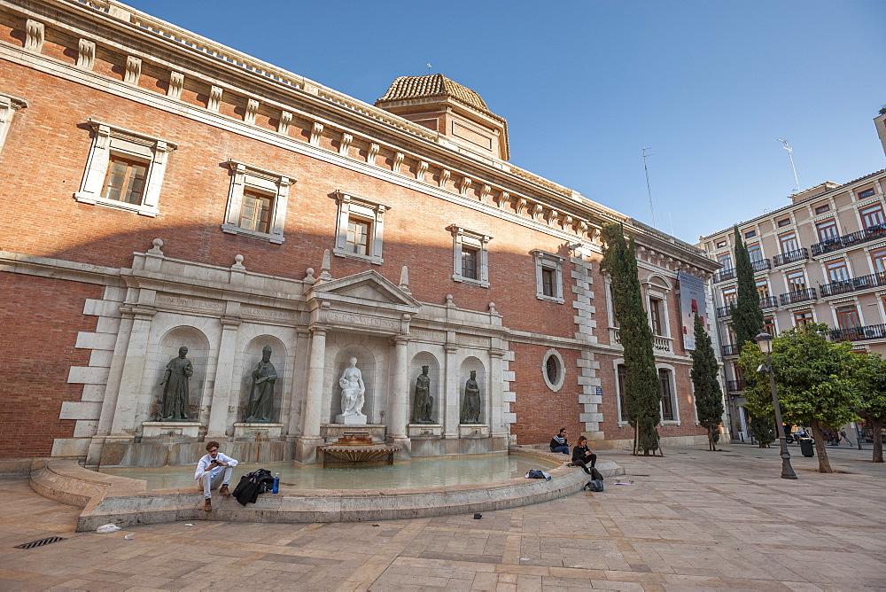 Plaza del Patriarca, Valencia, Spain, Europe