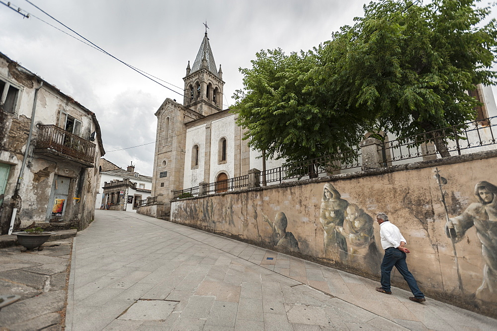 Sarria, Lugo, Galicia, Spain, Europe