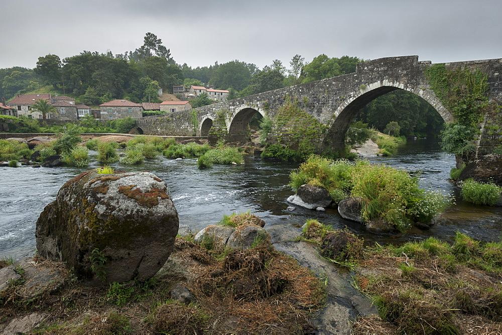 Ponte Maceira, A Coruna, Galicia, Spain, Europe