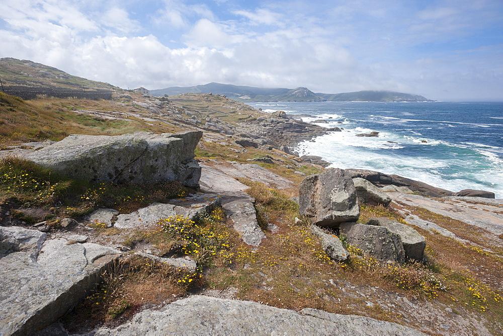 Muxia, A Coruna, Galicia, Spain, Europe