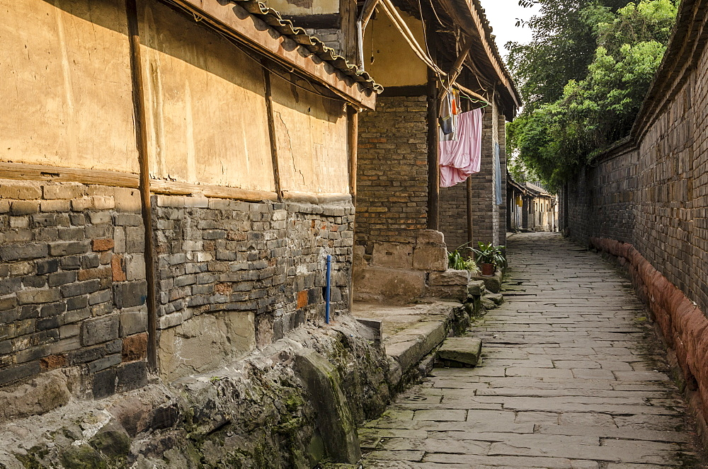 Lizhuang Ancient Town, Yibin, Sichuan Province, China, Asia