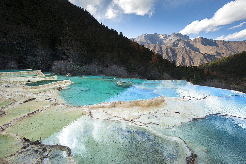 Huanglong, Sichuan province, China, Asia - 767-1220