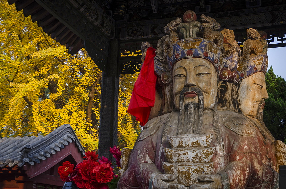 Dai Temple, Taian, Shandong province, China, Asia - 767-1251